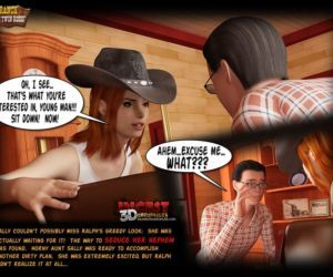 Comics Ranch - The Twin Roses 1 - part 5, mom , 3d  mother