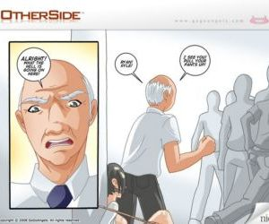 Comics Other Side - part 9, threesome , gangbang  dad