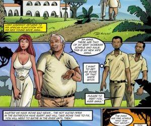 Comics Plantation Bride, threesome  cheating