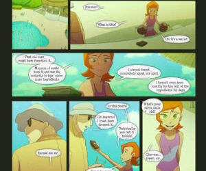 Ben 10- The witch with no name - part 4