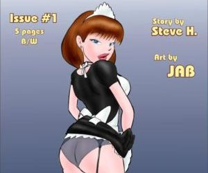 Jab Comix – Hot Maids