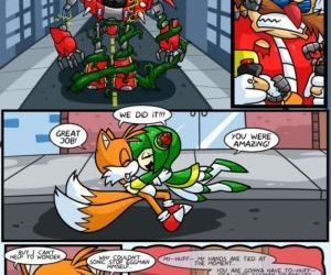 Tails And Cosmos First Time