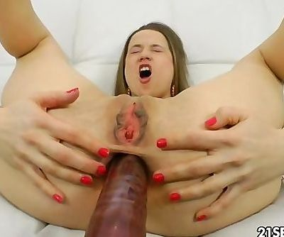 Anal Training of Taissia Shanti
