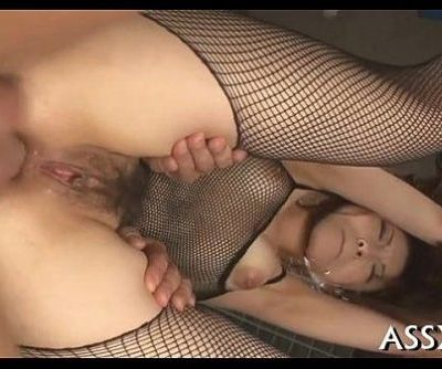 Raucous oriental trio sex - 5 min
