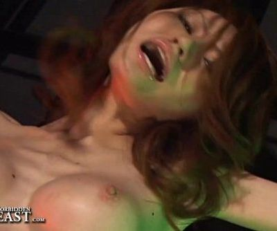 Uncensored Japanese Erotic Fetish..