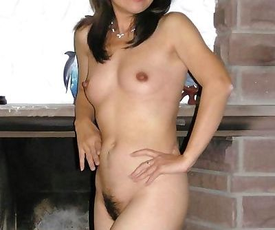 Naked Mature Asian #17454