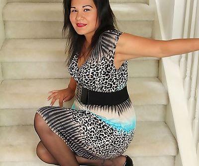 Asian mature Babe..
