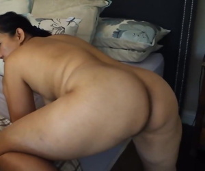 Asian Milf - Taking it from the..