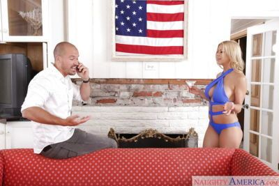MILF pornstar wife Alexis Fawx and massive dick engage in hardcore sex acts