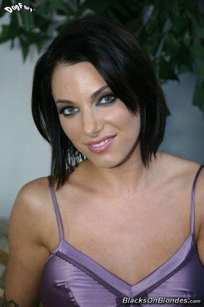 Busty Latina Julez Ventura fucks and sucks a massive black cock to glory