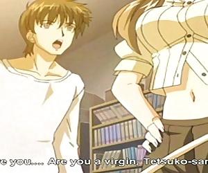 Cute Hentai Milf XXX Anime Orgasm Cartoon - 2 min