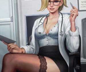 Picture- Dr. Mercy.