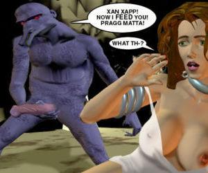 Mindy - Sex Slave On Mars c101-125 - part 5
