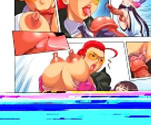 Futa reverse cowgirl sex - part 14