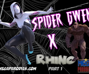 Mega Parodies Comics Collection Spider Gwen 1