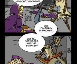 Tales of Valoran - How to Train your dragon - LOL comics..