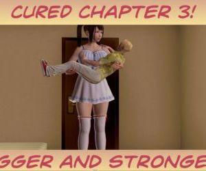 Cured - Mini Giantess comics - Chapter 3