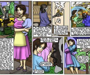 Black & interracial comics