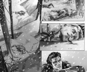 Verloren in De sneeuw - Onderdeel 3