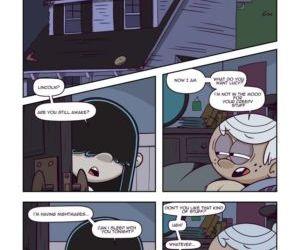 L'inceste comics