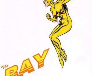 Tebra Artwork - DC Universe - part 16