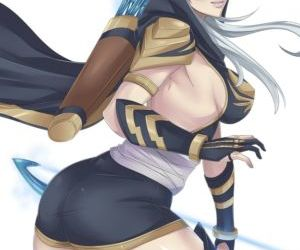 [LoL] Ashe Gallery - part 3
