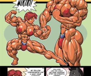 Pinnacle of Physique - part 3