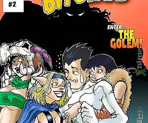 Battle Bitches #2- Golem- eAdult