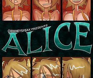 Chimneyspeak- Alice