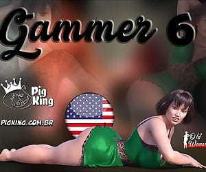 PigKing- Gammer 6 – Old Woman