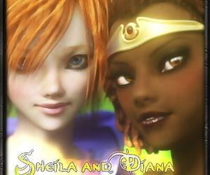 Vaesark- Sheila and Diana- CGS 128