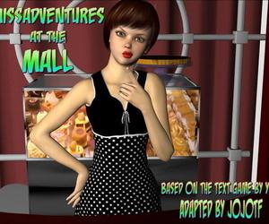 JojoTF – Misadventures At The Mall 2