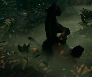 Lesbian Explorer- The Jungle Cow