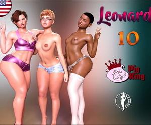Pigking- Leonard 10