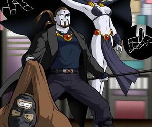 Palcomix- Darkhearts Teen Titans