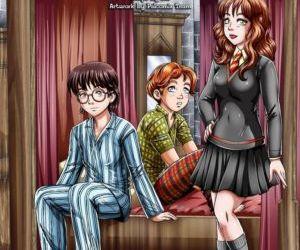 Palcomix- Hermione's Punishment