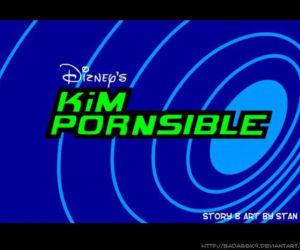 Kim Possible- Kim Pornsible