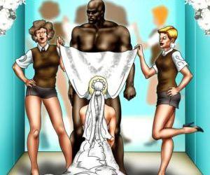 BlacknWhite- Brides and Blacks 1