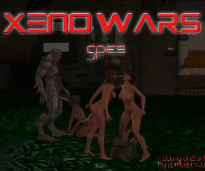 Xeno Wars - Spies