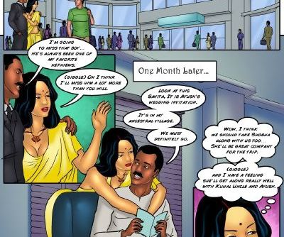 Savita Bhabhi Episode 35: The Perfect Indian Bride