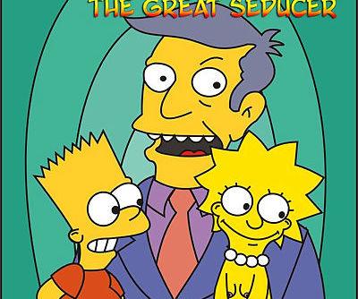 Simpsons- Skinner..