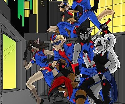 Hanna Barbera- Swat Kats Nove..