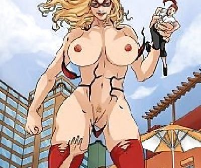 ZZZ- My Giantess- Ex Girlfriend