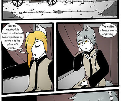 Between Kings and Queens - part 9