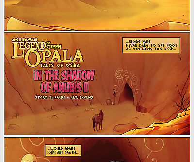 Legend of Queen Opala - In the..