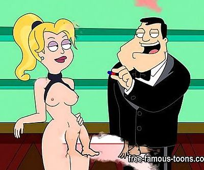 Famous cartoons..