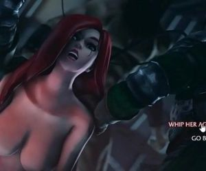 KATARINA anal FUCKLeague of..