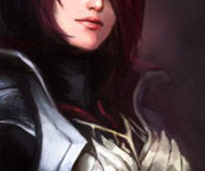 Picture- Fiora from League of..