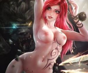 Picture- Katarina League of Legends