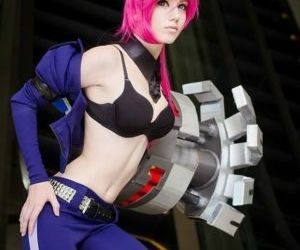 Picture- Vi Cosplay by Hoteshi